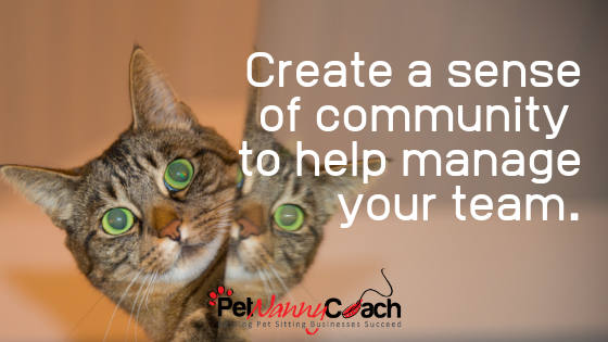 Use a Facebook Group to Manage Your Team of Pet Sitters