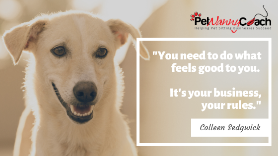 QUOTE - Create a Key System for Your Pet Sitting Business that Works for you