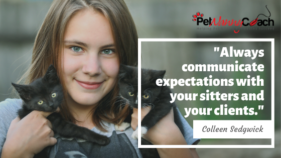 QUOTE - What To Do When a Pet Sitter Services a Client Without Your Knowledge_ver03