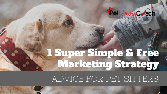 1 Super Simple & Free Marketing Strategy