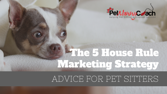 The 5 House Marketing Strategy