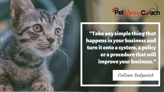 Create Systems from Your Mistakes